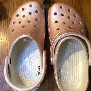 Crocs Pink Pearl NEW!!